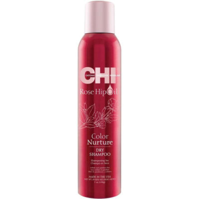 Shampooing Sec CHI Rose Hip Oil